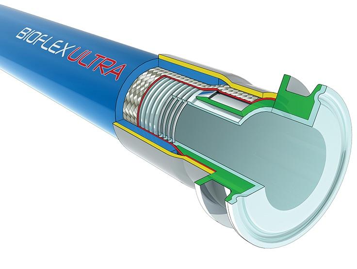 医药级特氟龙管_Bioflex Ultra多用途特氟龙管_进口特氟龙软管